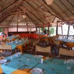 pranzo al campo tendato