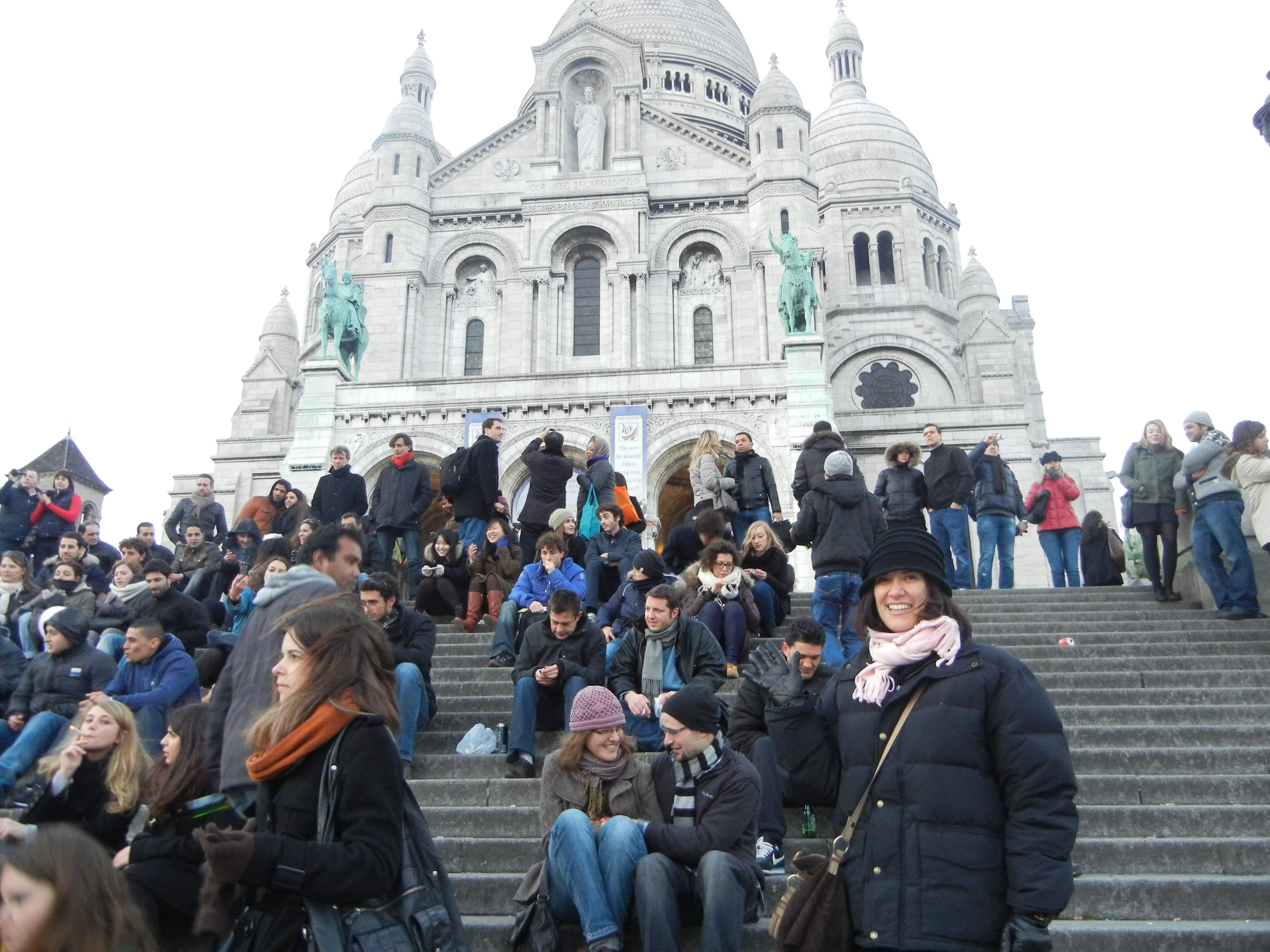 nelli a parigi