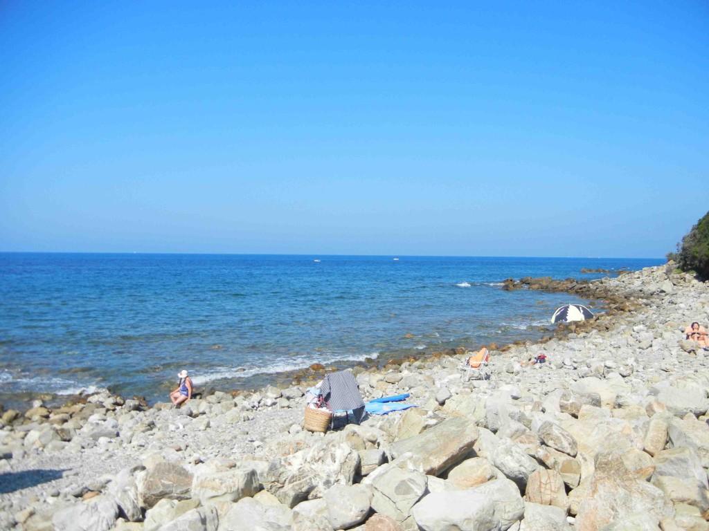 La spiaggia di fortullino fra quercianella e - Immagini di spongebob e sabbia ...
