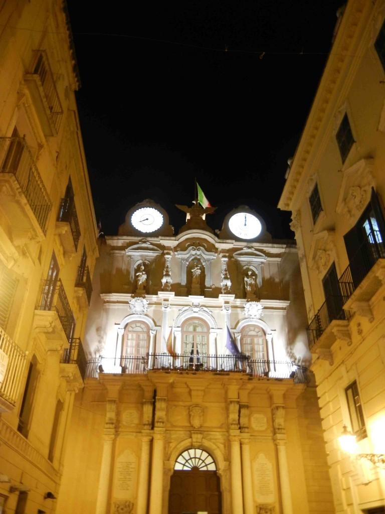 Palazzo Cavarretta il Municipio