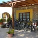 agriturismo con mountain bike