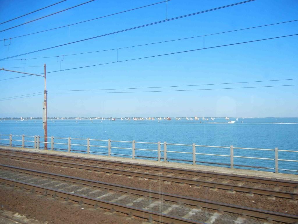 come arrivare in treno a venezia e quanto costa