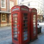 cabine telefono londra