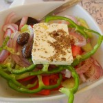 insalata greca a itaca