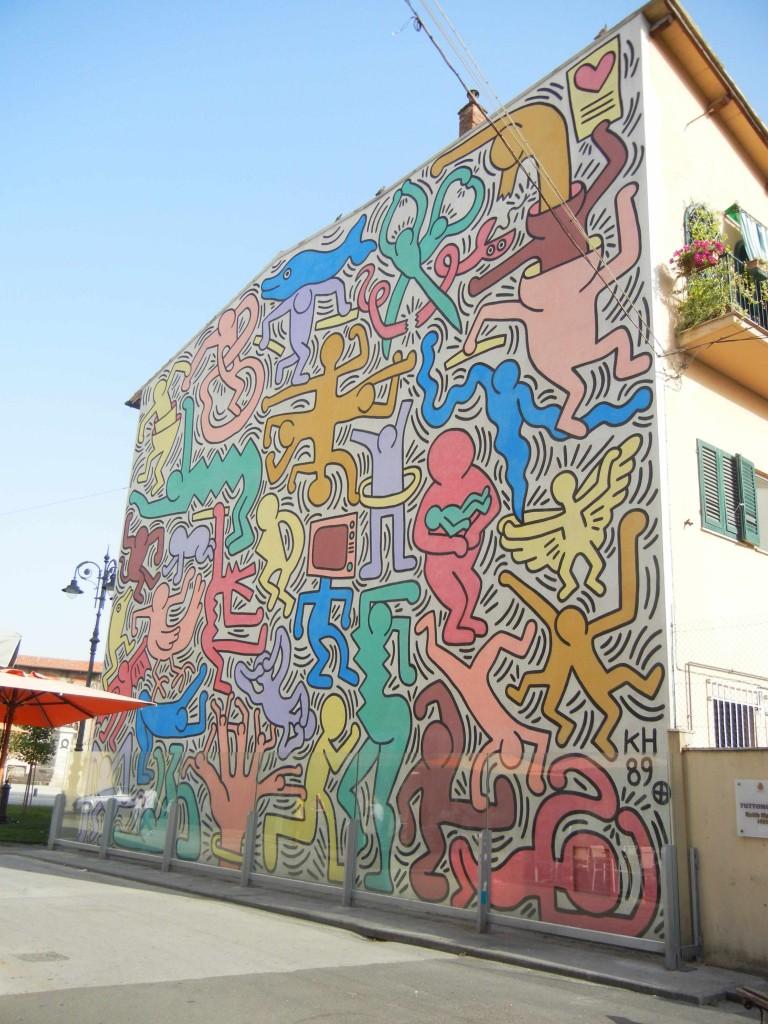 Il blog tour a pisa i retoni sull 39 arno i locali di marina di pisa il m - Sculptures metalliques murales ...