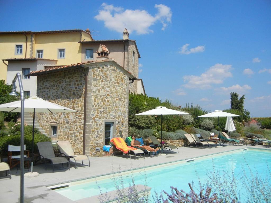 Agriturismo in toscana io amo i viaggi i diari di - Agriturismo con piscina vicino roma ...