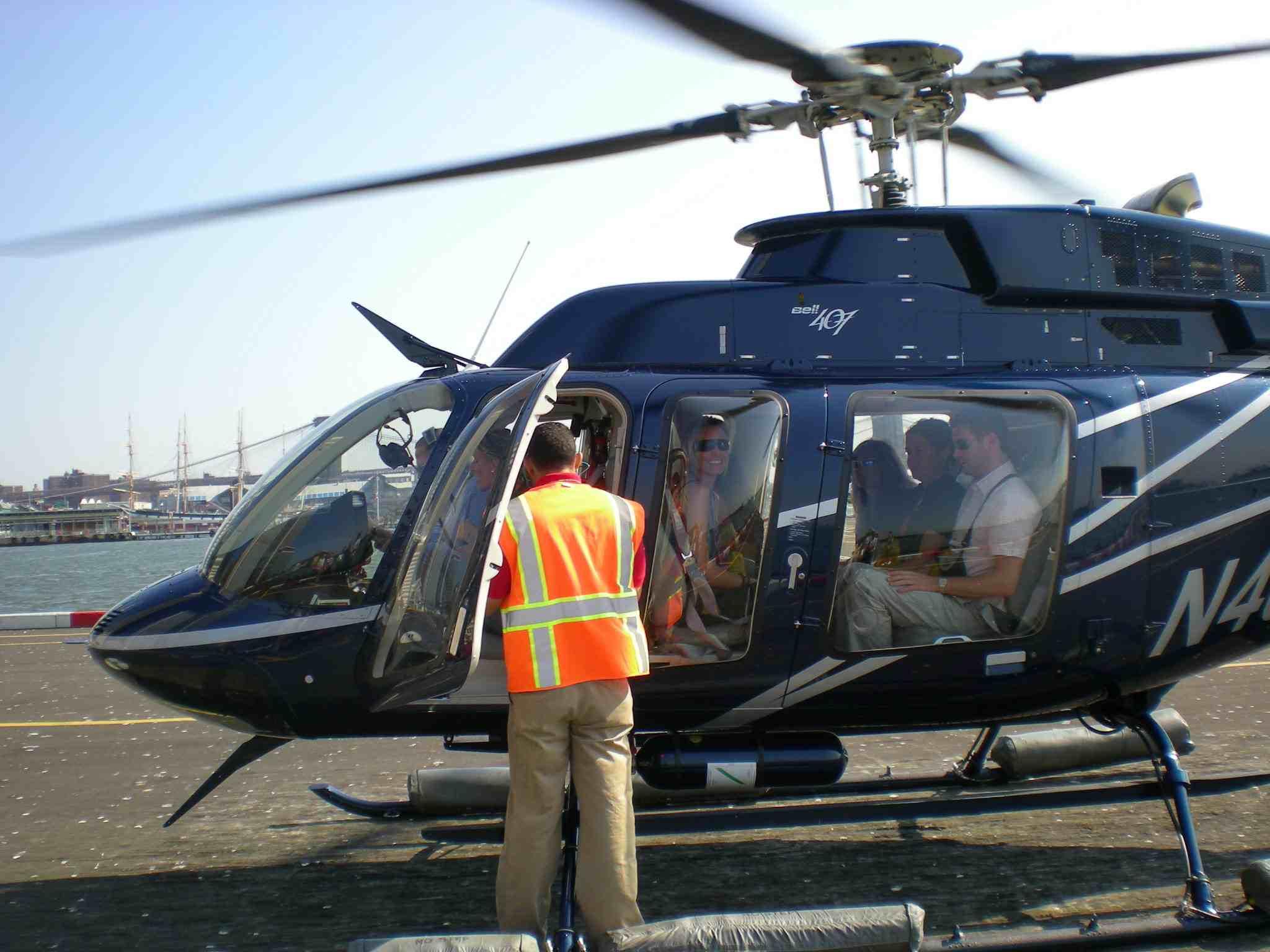 Elicottero A New York : Volo elicottero ny
