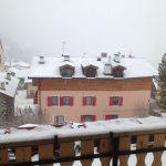 La mattina nevicata