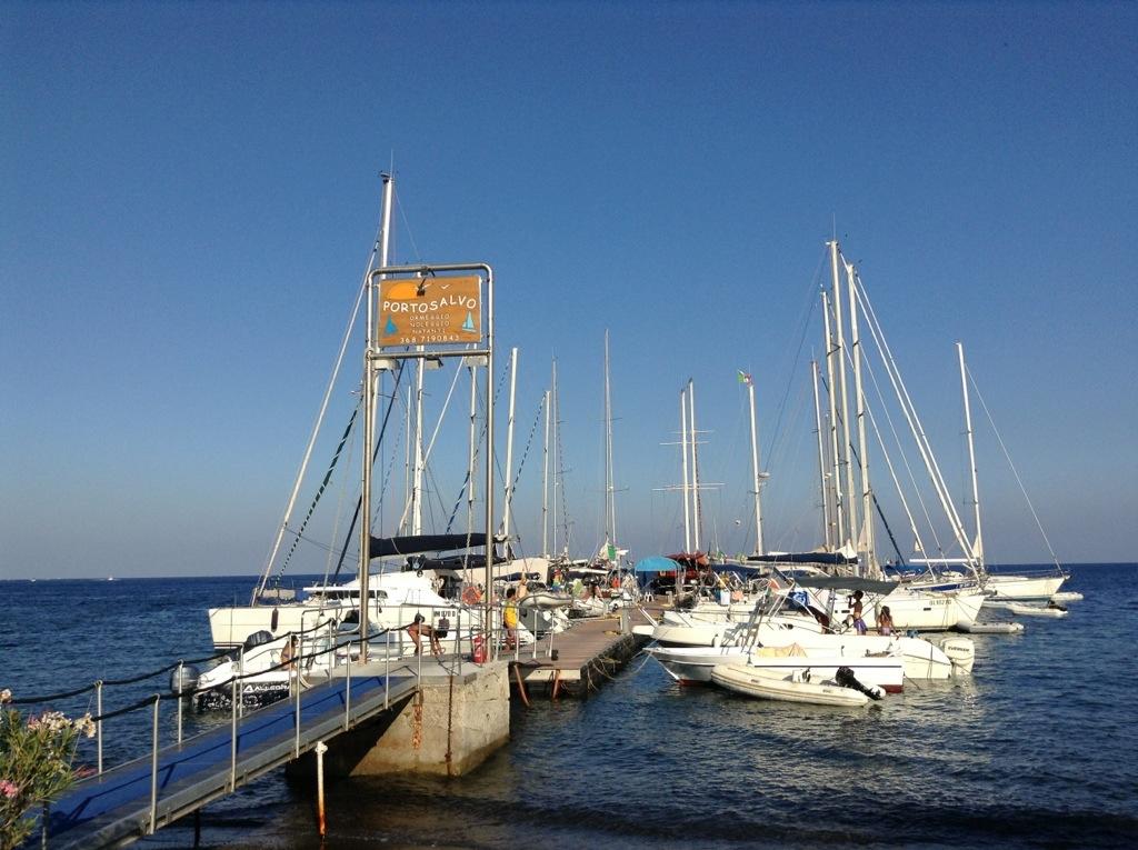 porto di lipari imbarco charter