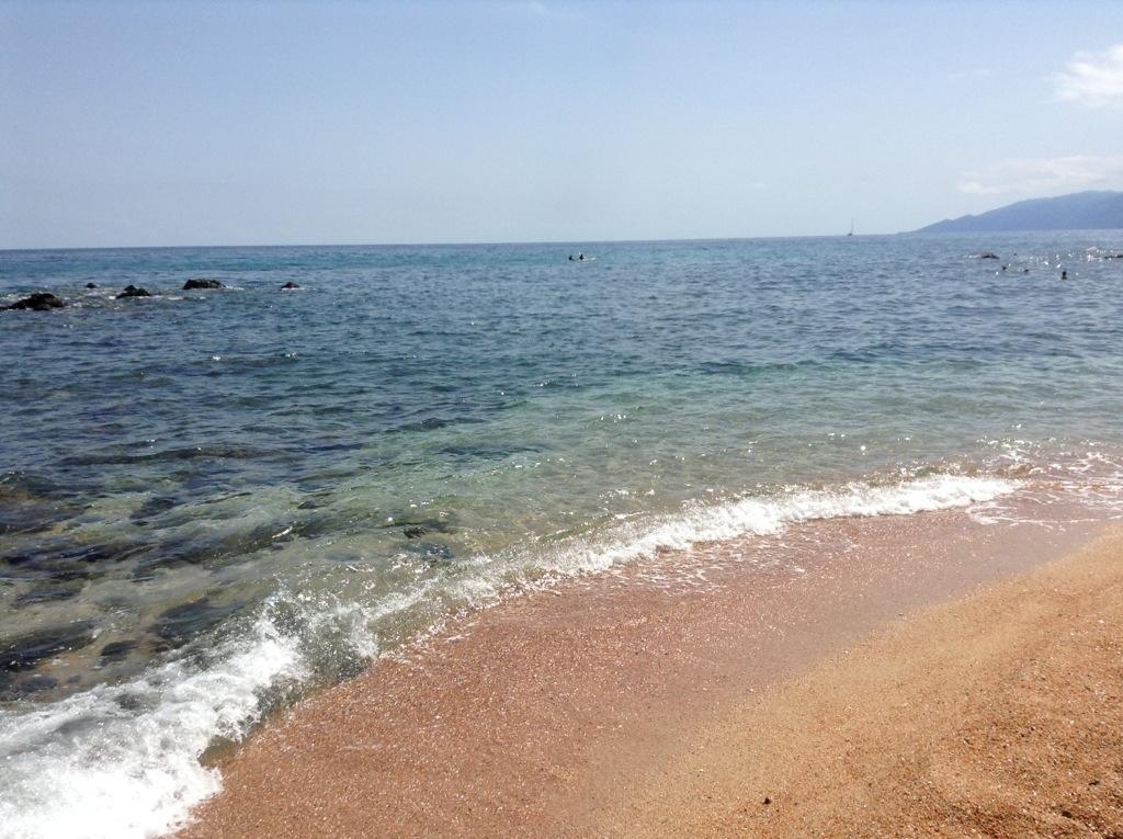 spiaggia di cala gonone
