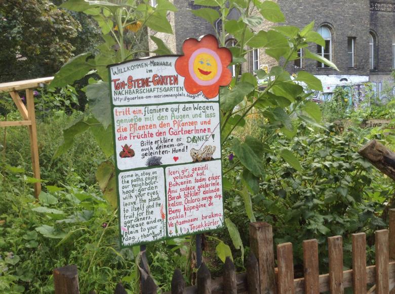 giardini di berlino