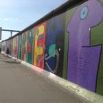 berlino: cosa resta del muro