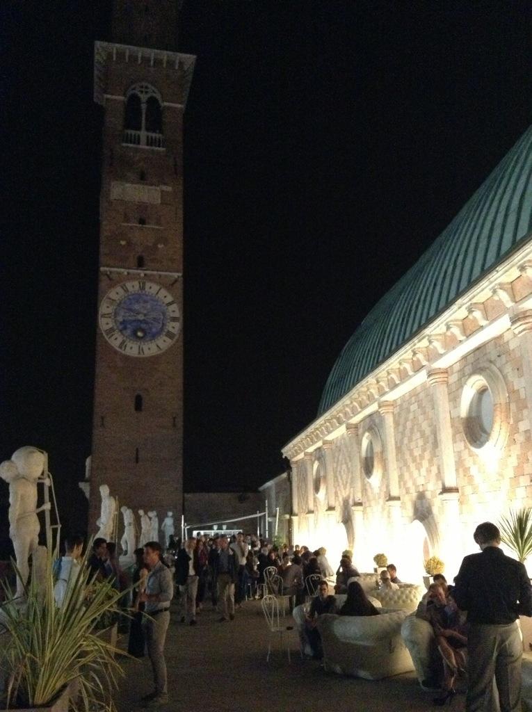 terrazza basilica vicenza