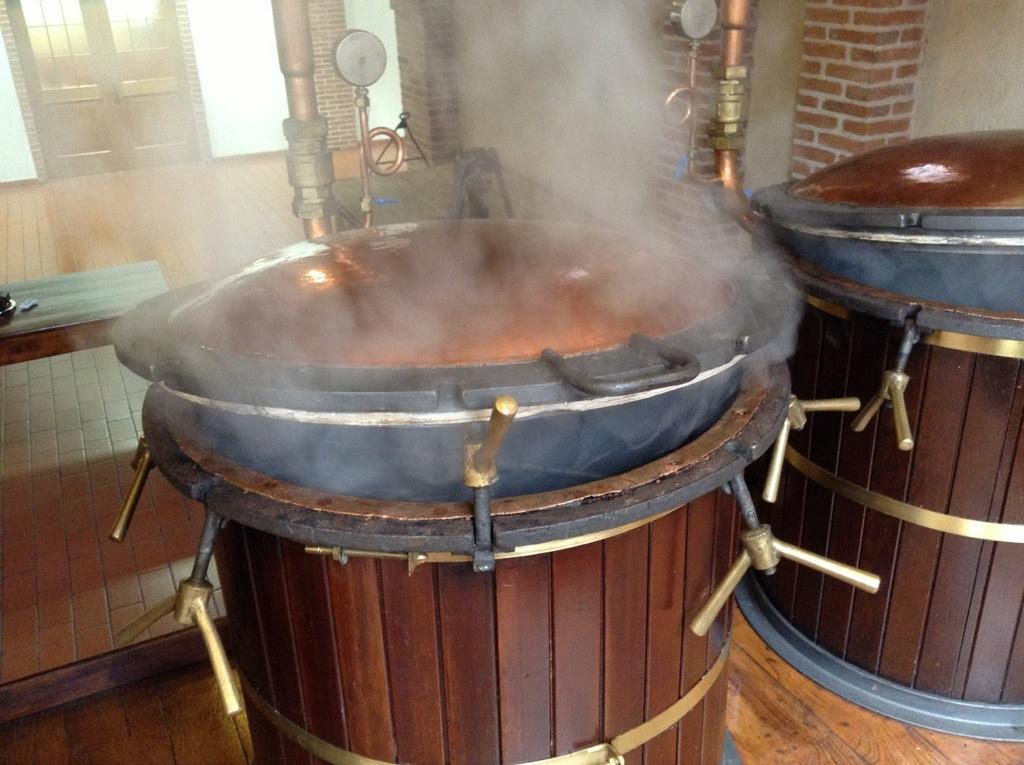 distilleria poli dettaglio caldaia