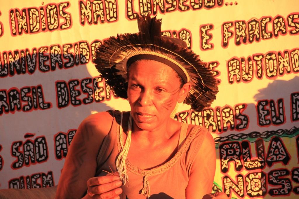 indios Indígenas de Brasil