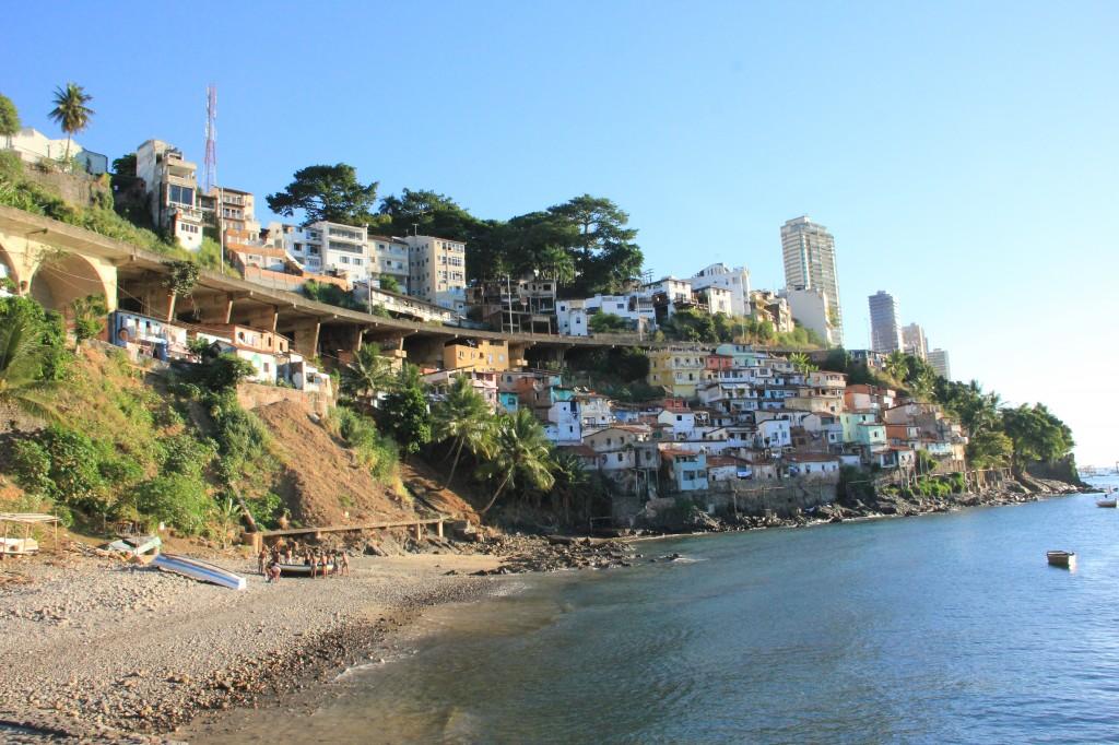 Favela-bairro di Bahia