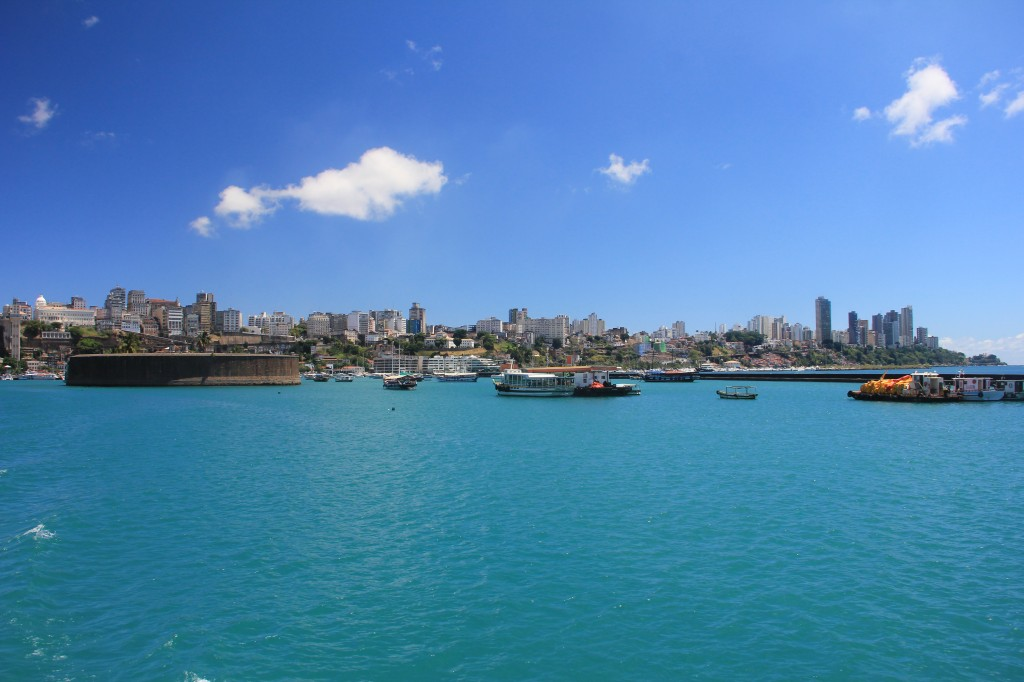 Bahia dal mare
