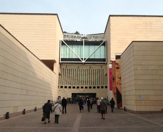 museo arte contemporanea rovereto