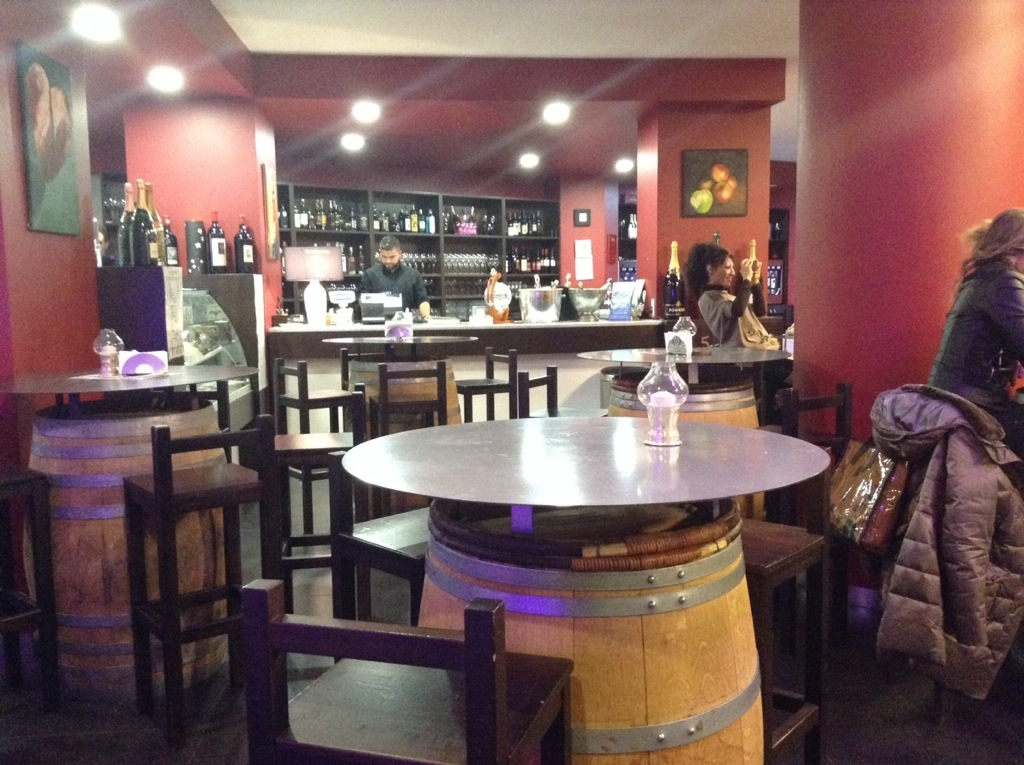 cronta cagliari wine bar