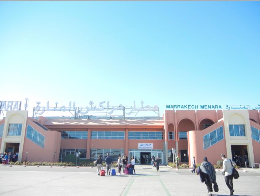 aeroporto menara a marrakech