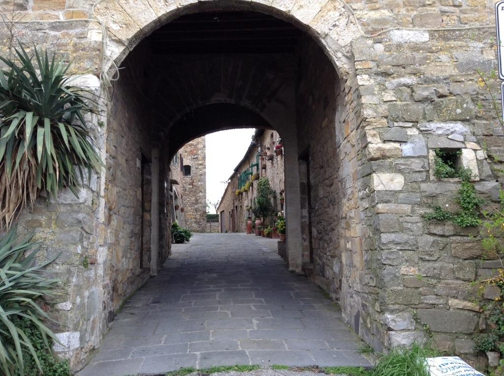 antica porta fiorentina