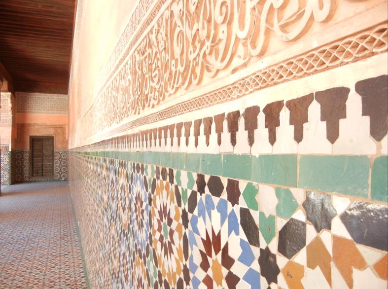 decori marocchini
