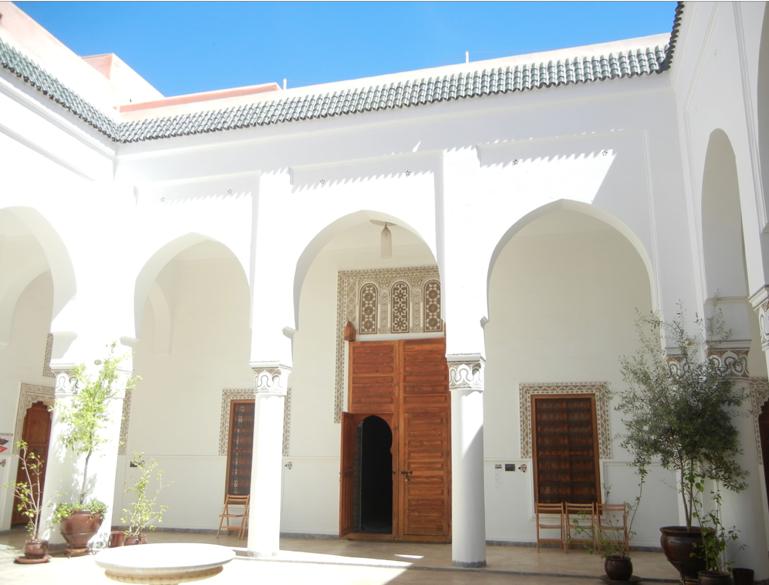 biennale arte marrakech