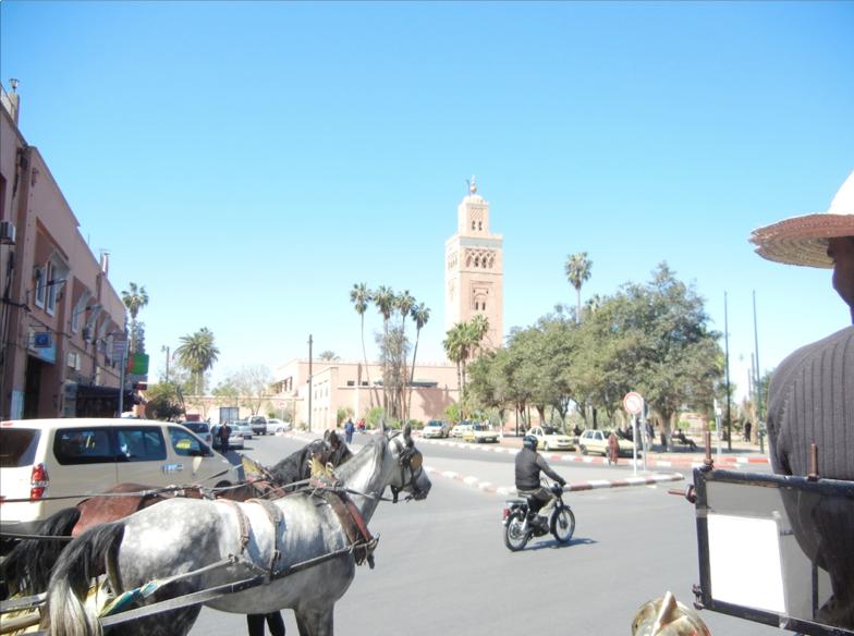 moschea koutoubia marrakech