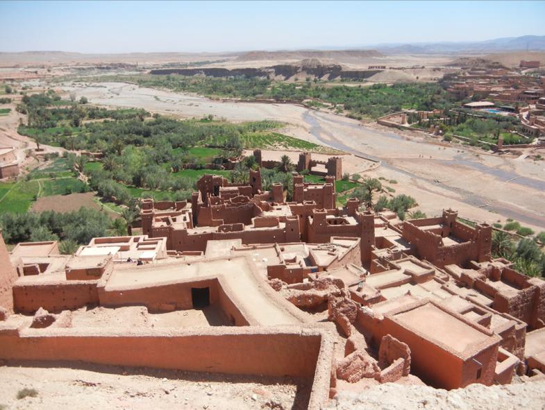 città unesco in marocco