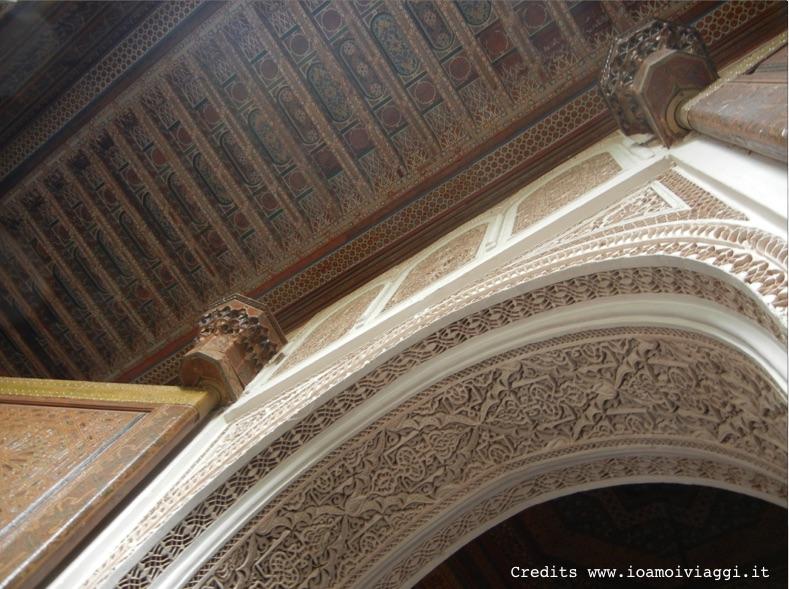 marrakech palazzo della badia