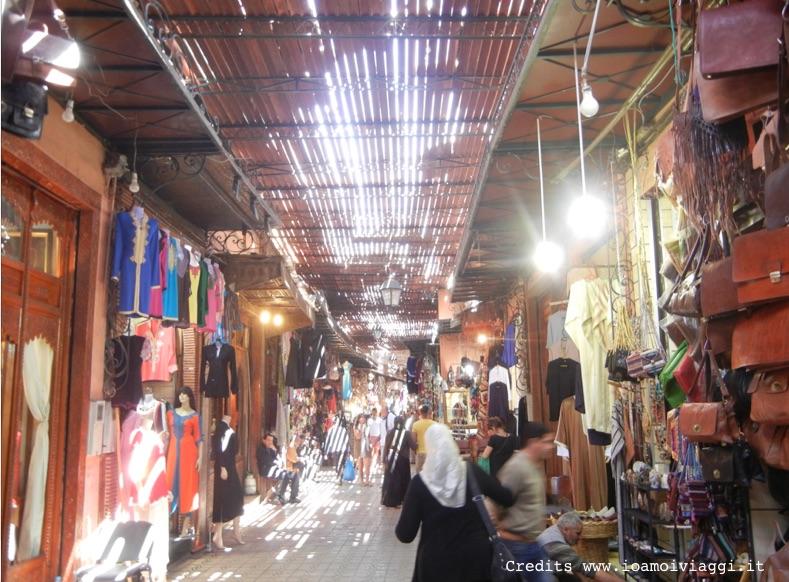 suk di marrakech cosa vedere