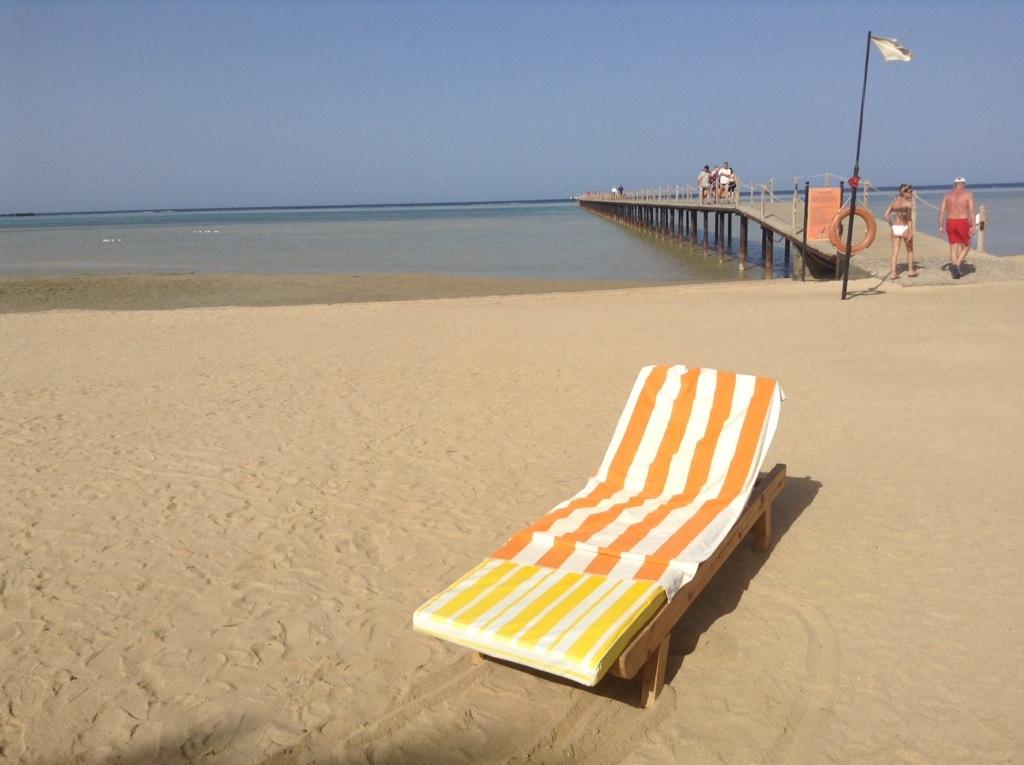 lettino spiaggia marsa alam