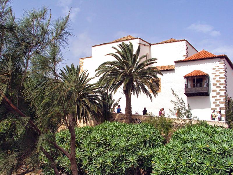 Chiesa di Betancuria a Fuerteventura