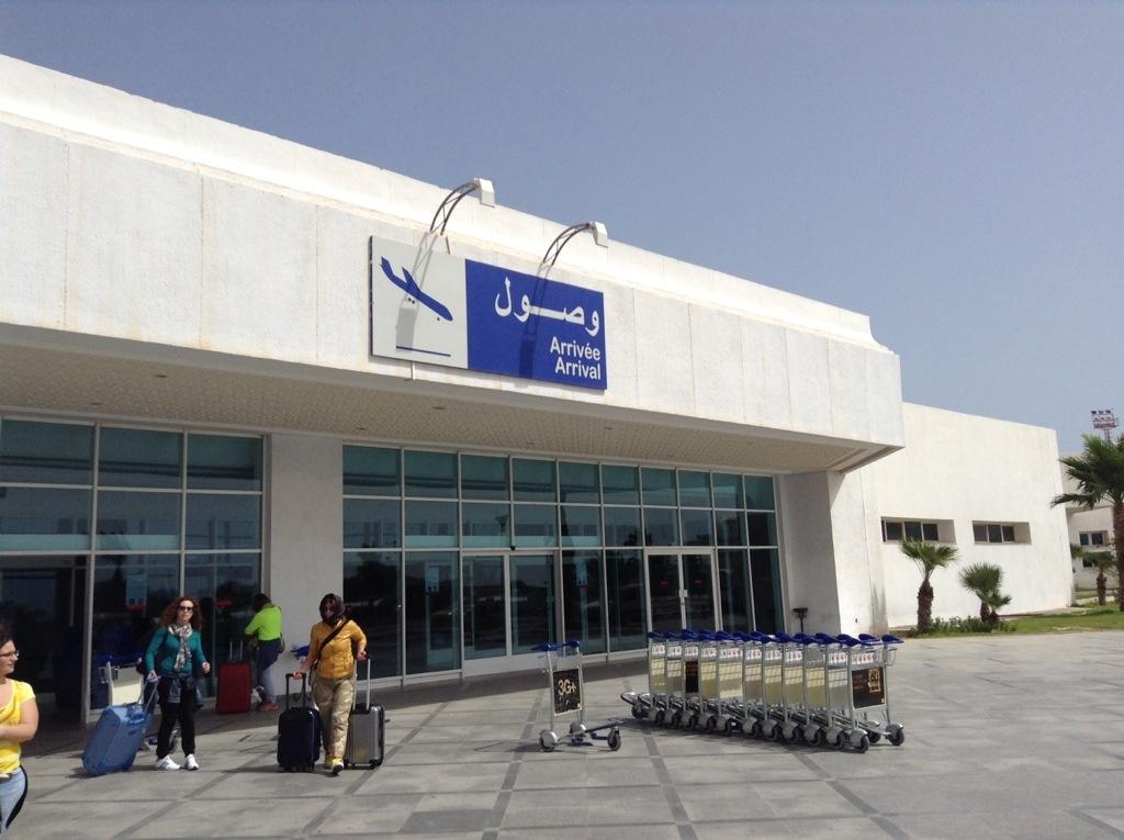 aeroporto djerba