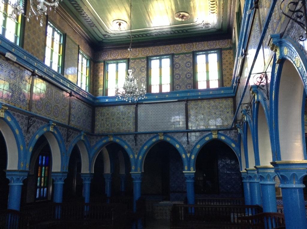sinagoga ghriba