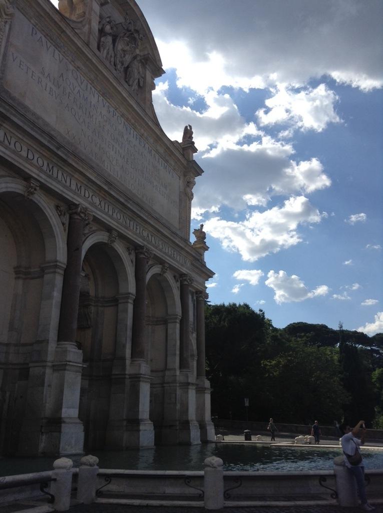 A Roma cercando la Grande Bellezza