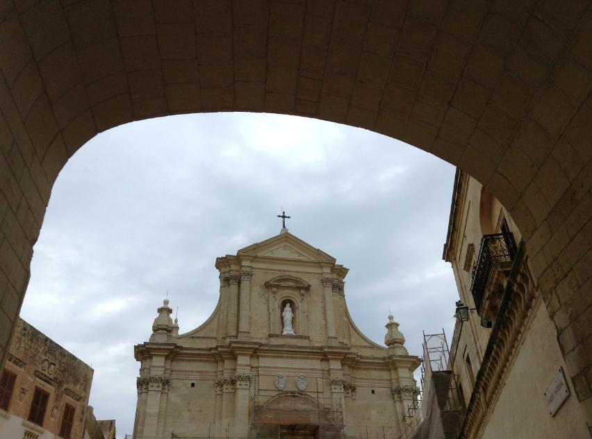 cattedrale assunzione vergine maria gozo