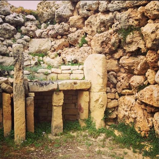 gozo temple ruins