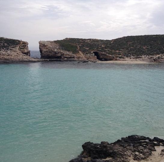 spiaggia blue lagoon