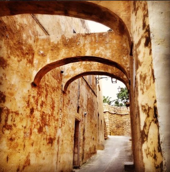 vicoli cittadella gozo