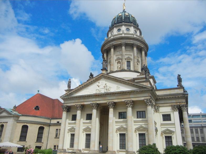 Französischer Dom a berlino