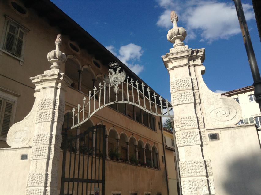 cancello bossi fedrigotti