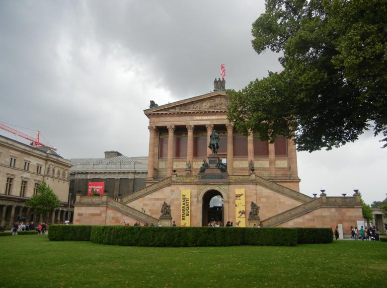 isola dei musei berlino