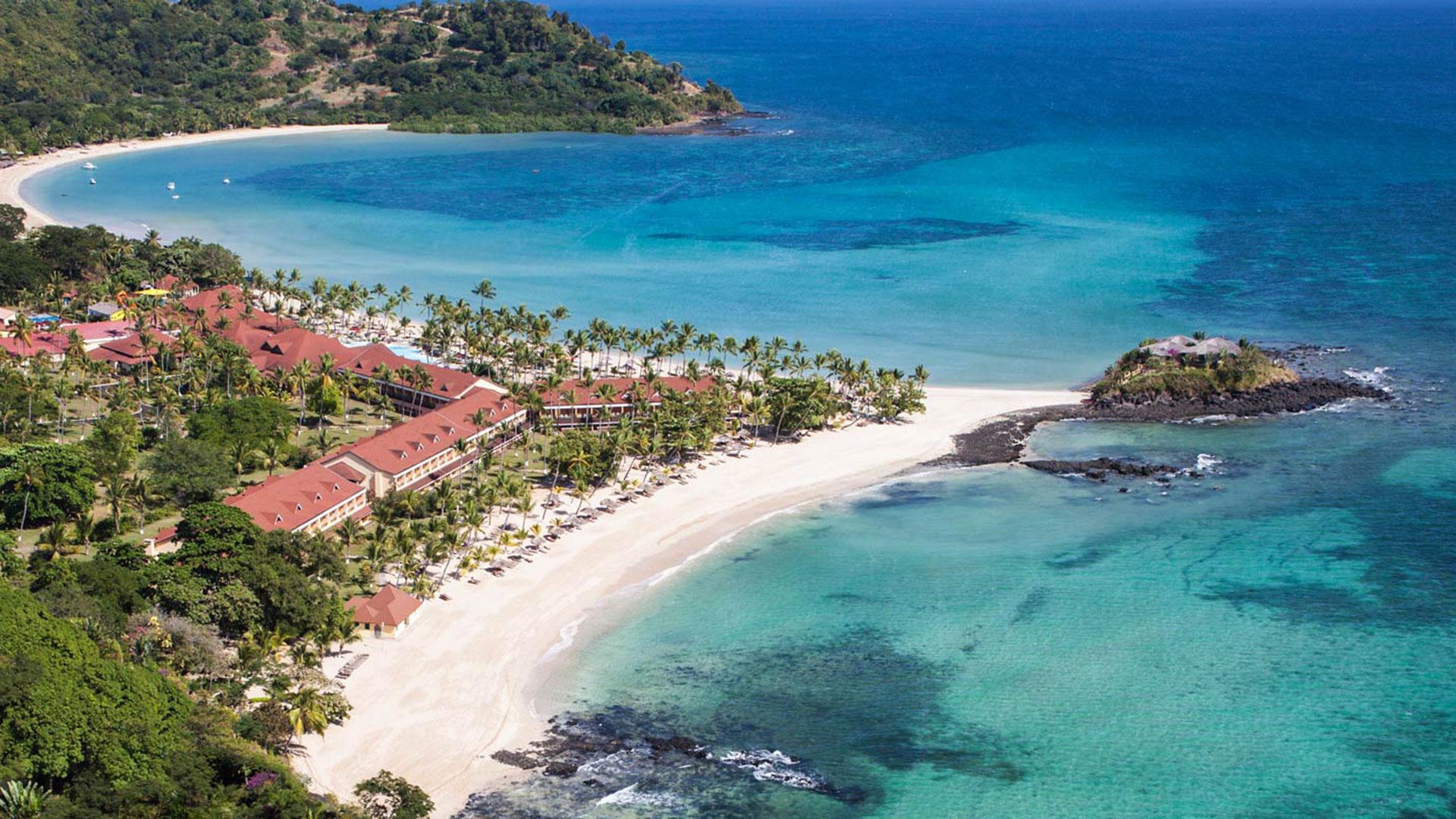 Spiaggia Andilana Resort