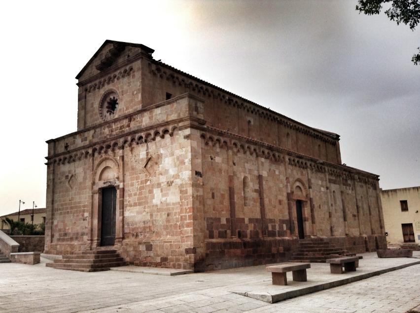 cattedrale santa maria monserrato tratalias sulcis