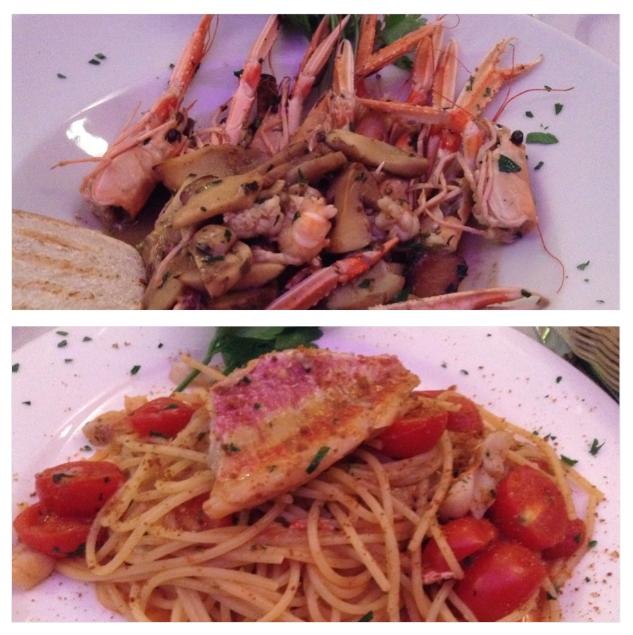 ristorante andry milano