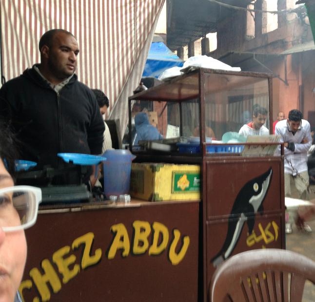 chez abdu marrakech
