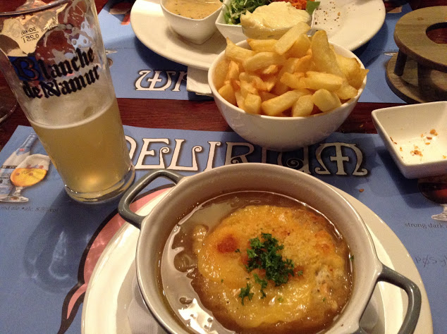 birra e zuppa da cambrinus