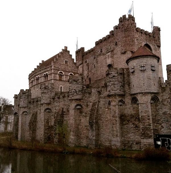 castello di gent fiandre