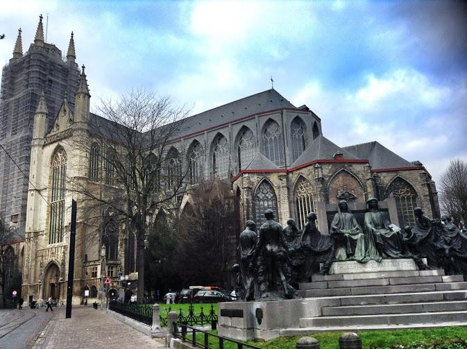 cattedrale di gent